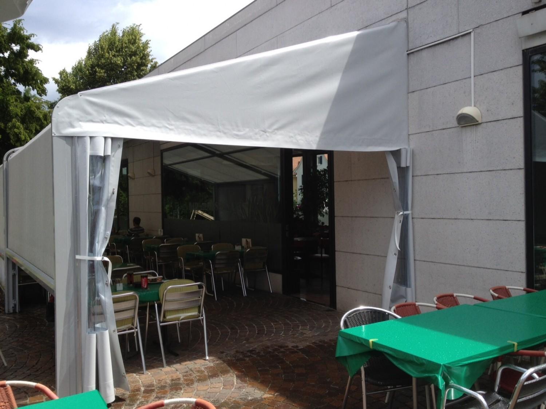 Industrievorh nge aesch basel - Rideau pour terrasse ...
