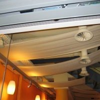 Deckenvorhang